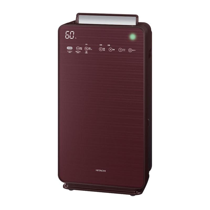 空気清浄機の法人レンタル | 日立 EP-NVG110 ブラウン | オフィスエア