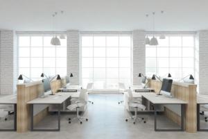 冬のオフィスを快適にする加湿器の効果的な置き場所